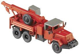 Roco 4009 - Magirus-Deutz Fire Truck