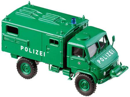 Roco 4104 - Unimog S 404 Hardtop Police
