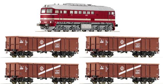 Roco 41314 - Digital Starter Set D-Locomotive BR 120