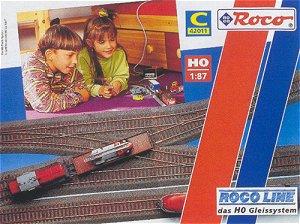 Roco 42011 - Track set C Roco-LineDISCONTINUED