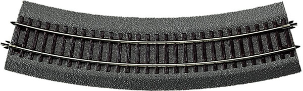Roco 42523 - Curved Track R3 419.6mm VP6