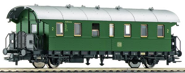 Roco 44201 - German 2nd Class Passenger Car Donnerbüsche of the DB