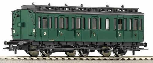 Roco 45533 - 3rd Class Compartment Car