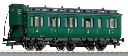 Roco 45534 - 2nd Class Compartment Car