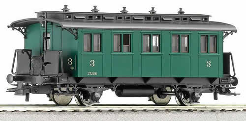 Roco 45658 - 3rd class passenger car, SNCB