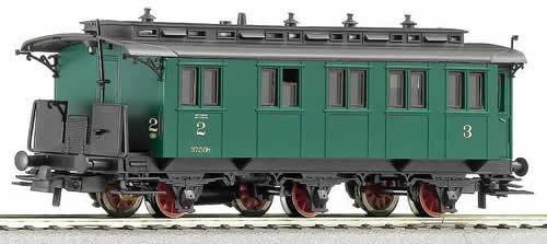 Roco 45659 - 2nd/ 3rd class passenger car, SNCB