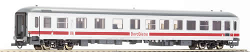 Roco 45858 - IC dining car of the DB AG