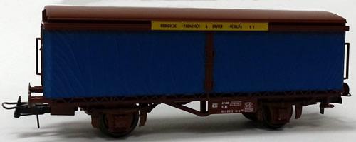 Roco 46220 - Dutch Freight Car of the NS
