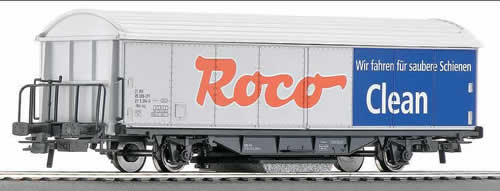 Roco 46400 - Roco track cleaning car