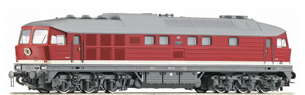 Roco 52462 - German Diesel Locomotive BR 142 of the DR