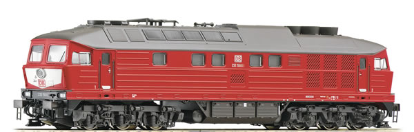 Roco 52507 - German Diesel Locomotive BR 232 of the DB-AG (Sound)