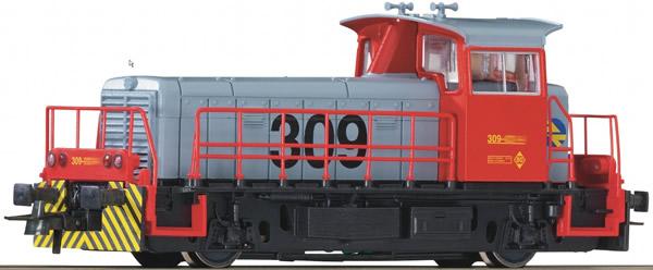 Roco 52516 - Spanish Diesel Locomotive Series 309 of the RENFE