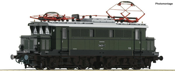 Roco 52547 - German Electric locomotive class E 44 of the DR