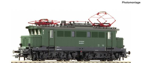 Roco 52548 - German Electric locomotive 144 096-5 of the DB