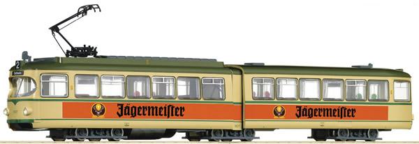 Roco 52580 - 6 Axle Articulated Railcar