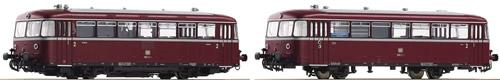 Roco 52630 - German Railbus Class 798/998 of the DB