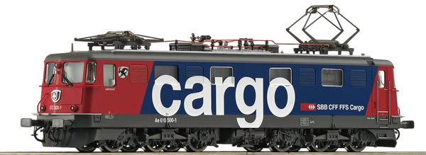 Roco 52662 - Swiss Electric locomotive Ae 610 500-1 of the SBB