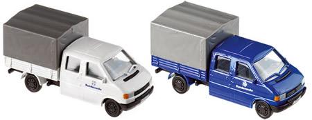 Roco 5402 - VW T4-Doppelkab. 2-tlg.