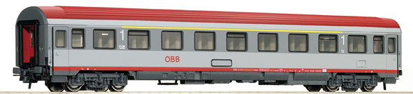 Roco 54163 - 1st Class Eurofima Fast Train Coach