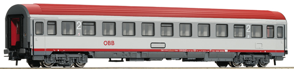 Roco 54164 - 2nd Class Eurofima Fast Train Coach