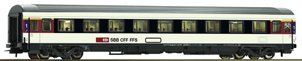 Roco 54166 - 1st Class Eurocity Compartment Coach