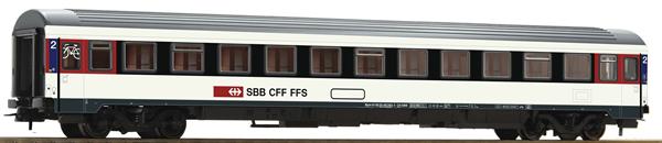 Roco 54167 - 2nd Class Eurocity Compartment Coach