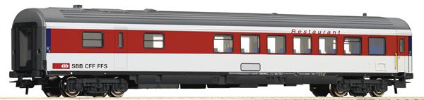 Roco 54168 - Eurocity Dining Coach