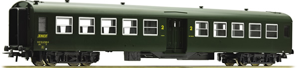 Roco 54310 - French 2nd Class Passenger Car of the SNCF