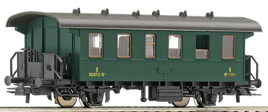 Roco 54331 - Spanish 2nd Class Passenger Carriage of the RENFE