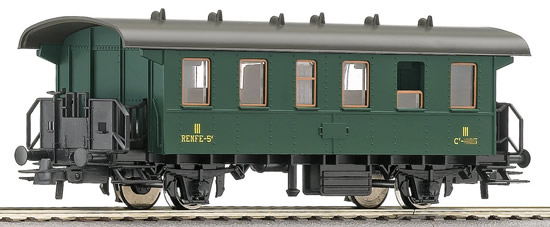 Roco 54332 - Spanish 3rd Class Passenger Carriage of the RENFE