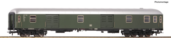 Roco 54452 - German Fast train dining car of the DB