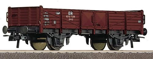 Roco 56017 - German Gondola of the DR