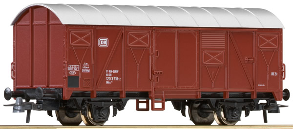 Roco 56067 - German Boxcar of the DB