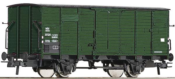 Roco 56235 - Hungarian Boxcar of the MAV