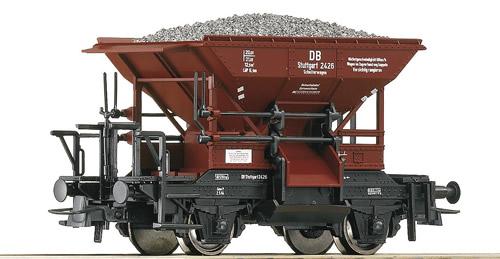 Roco 56245 - German Talbot Balalst Wagon of the DB