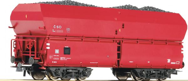 Roco 56334 - Self unloading wagon