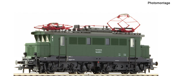 Roco 58548 - German Electric locomotive 144 096-5 of the DB