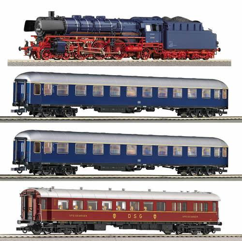 Roco 61410 - Steam Locomotive BR 03.10 Set