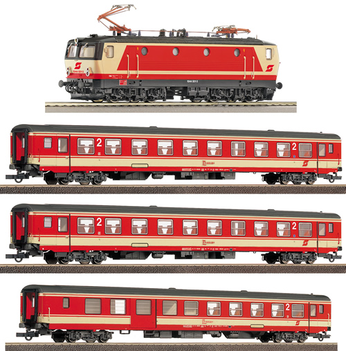 Roco 61412 - CABLESET express train of the ÖBB