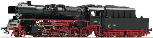 Roco 62182 - German Steam locomotive BR 50.40 of the DR
