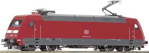 Roco 62341 - Electric locomotive BR 101, red, DB AG