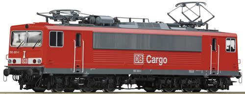 Roco 62436 - Electric locomotive BR 155, red, pre-s.