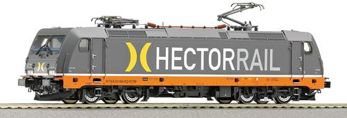 Roco 62507 - BR 185.2 electric locomotive, HECTORRAIL