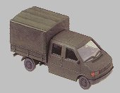 Roco 626 - VW T4 DK P/P Double CabinDISCONTINUED