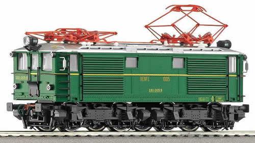 Roco 62681 - Elektric locomotive of the series 281 w/sound