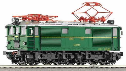 Roco 62681 - Elektric locomotive of the series 281 w/sound