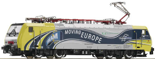 Roco 62688 - Electric Locomotive series 189 The Cream Project