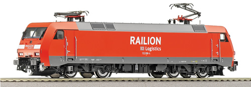 Roco 62700 - BR 152 electric locomotive, DB AG