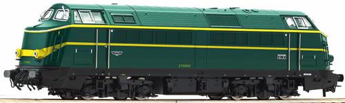 Roco 62822 - Diesel Locomotive series 60