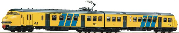 Roco 63139 - Dutch Electric multiple unit Plan V of the NS (DCC Sound Decoder)